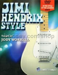 Jimi Hendrix Style (with DVDs)