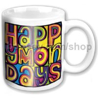 Happy Mondays Boxed Mug - Dayglo Logo