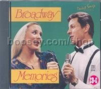 Broadway Melodies (Music Minus One with CD Play-along)