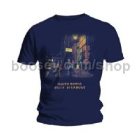 David Bowie T Shirt Ziggy Stardust - Men's Medium