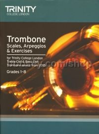 Trombone Scales & Exercises from 2015