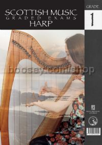 Scottish Music Graded Exams: Harp - Grade 1 (2014-2020)