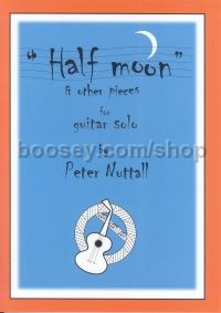 Half Moon for guitar solo