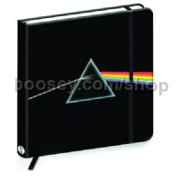 Square Notebook - Dark Side of the Moon