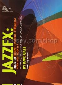 Jazz FX for treble clef brass (+ CD)