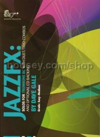 Jazz FX for Trombone (bass clef) (+ CD)