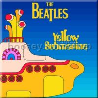 Fridge Magnet - Yellow Submarine Soundtrack