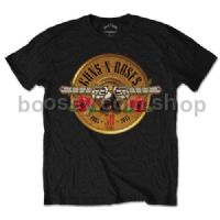 Guns N' Roses T-shirt 30th Anniversary Photo - Men's Large