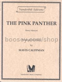 The Pink Panther for harp
