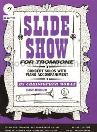 Slide Show for trombone (bass clef) (with CD)