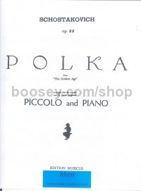 Polka From The Golden Age - Piccolo/Pft