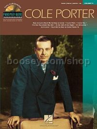Cole Porter (Piano Play-Along with CD)