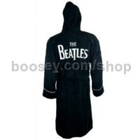 Beatles Bathrobe Drop T Logo Adult One Size