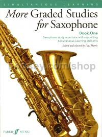 More Graded Studies for Saxophone, Book I