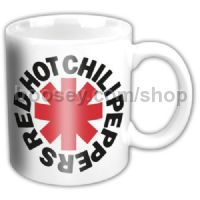 Red Hot Chili Peppers Boxed Mug Asterisk