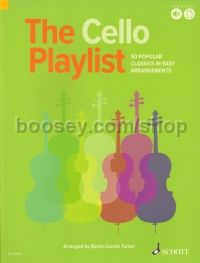 The Cello Playlist (Book + Download)
