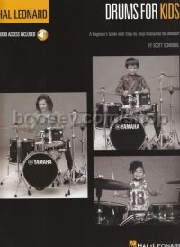 Drums For Kids (Book & Online Audio)