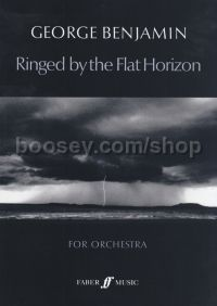 Ringed By The Flat Horizon (Orchestral Study Score)
