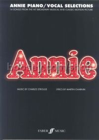 Annie Vocal Selections