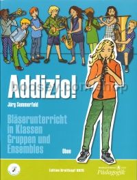 Addizio! (Oboe - German Text)