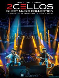 2Cellos: Sheet Music Collection - Selections From Celloverse, In2ition & Score