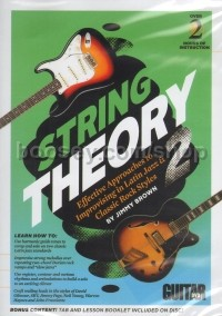 Guitar World String Theory 2 (DVD)