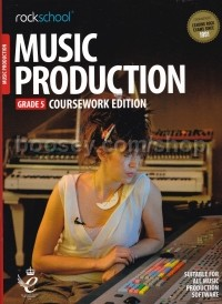 Rockschool Music Production Grade 5 - Coursework Edition (2018)