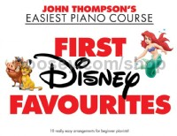 First Disney Favourites for Piano