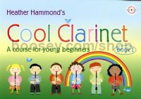 Cool Clarinet Book 1: Student (Book & CD)
