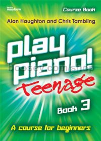 Play Piano Teenage - book 3