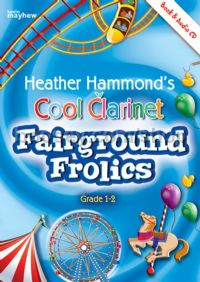 Cool Clarinet - Fairground Frolics (+ CD)