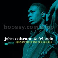 Sideman: Trane's Blue Note Sessions (Blue Note Audio CDs)