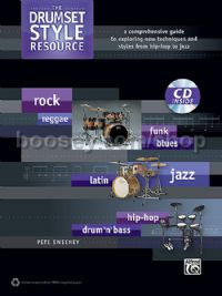 The Drumset Style Resource (+ CD)