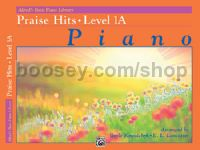 Alfred's Basic Piano Course Praise Hits, Book 1A