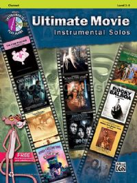 Ultimate Movie Instrumental Solos: Clarinet (+ CD)