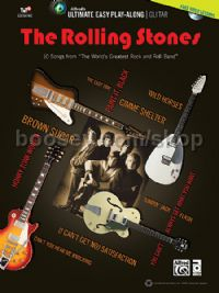 Ultimate Easy Guitar Play-Along - The Rolling Stones