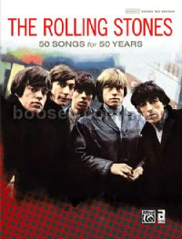 The Rolling Stones: 50 Songs for 50 Years (Guitar)