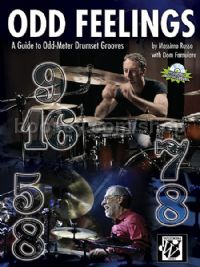 Odd Feelings: A Guide to Odd-Meter Drumset Grooves (+ CD)
