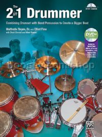The 2-in-1 Drummer (+ DVD)
