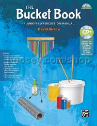 The Bucket Book - A Junkyard Percussion Manual (Book & CD)