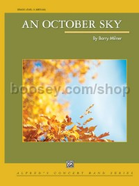 An October Sky (Concert Band)