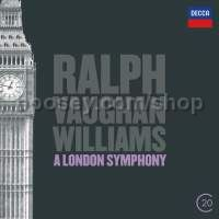 A London Symphony (London Philharmonic Orchestra) (Decca Classics 20C Audio CD)