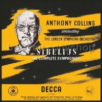 The Complete Symphonies (Anthony Collins) (Decca Classics LPs)