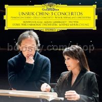 Three Concertos: Piano Concerto, Cello Concerto, Šu (Deutsche Grammophon Audio CD)