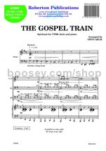 The Gospel Train for male choir