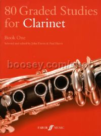 80 Graded Studies for Clarinet Book I