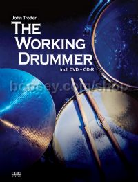 The Working Drummer (+ CD, DVD)