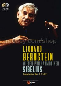 Bernstein Conducts Sibelius (C Major Entertainment DVD 2-disc set)