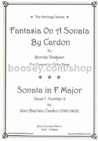 Fantasia on a Sonata by Cardon (harp)