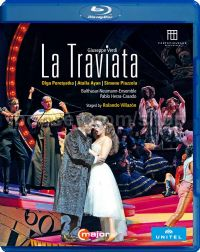 La Traviata (C Major Entertainment Blu-Ray Disc)